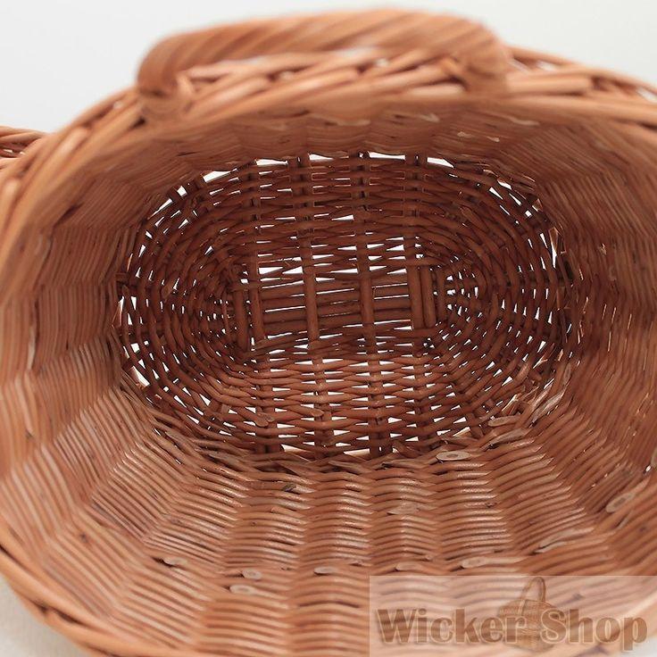 site:wickershop.co.uk   Wicker Wall Hanging Kitchen Bathroom Storage Baskets set of two ...