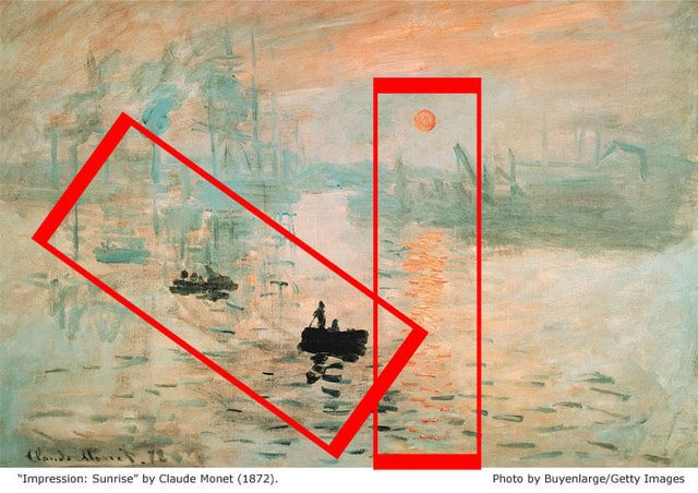 The Painting by Monet That Gave Impressionism its Name: Perspective in Monet's Impression Sunrise Painting