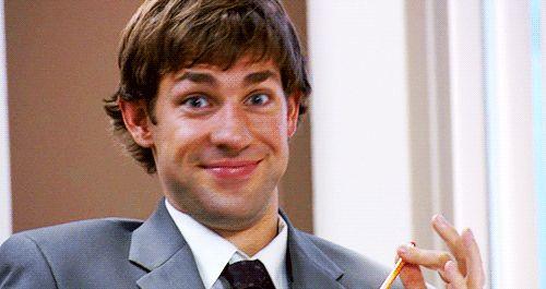 He's smart. | 17 Reasons Why Jim Halpert Is Better Than Prince Charming