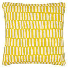 Buy MissPrint Home Dashes Cushion Online at johnlewis.com