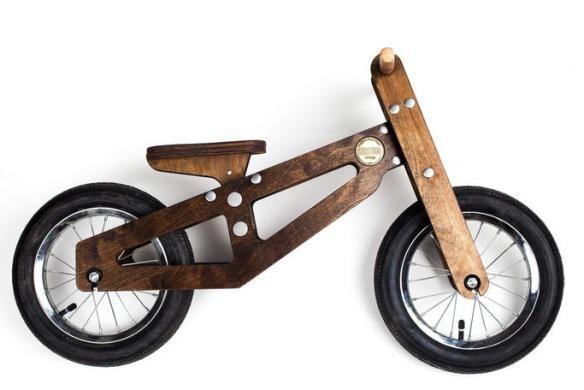 Heritage Wood Bike