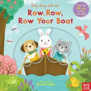 Sing Along: Row, row  your boat