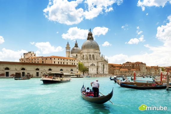 1) Venice, Italy: From its picturesque canals and grandiose basilicas to its colorful homes and cozy wine bars, there's simply nowhere like it on Earth. (Photo by Jesus Lopez)