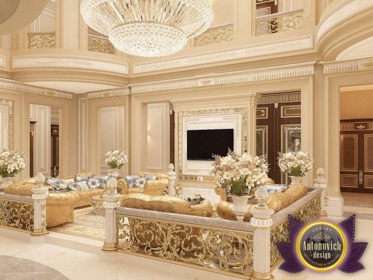 Foyer Decor Abu Dhabi : Villa design in abu dhabi from luxury antonovich
