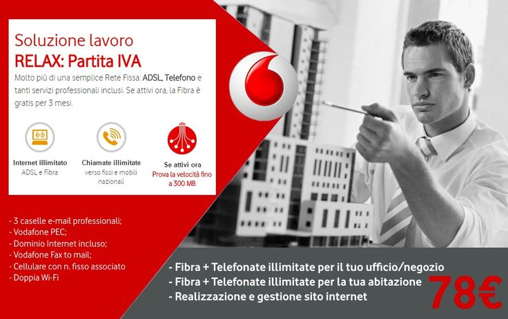 #offertevodafone #vodafonebusiness #fibravodafone #vodafone