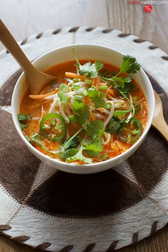 Flu season has arrived - stave off any lingering viruses or infections with these immune-boosting soups and tonics that'll keep you well.