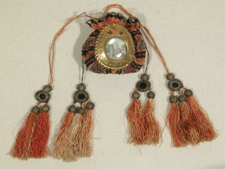 1000+ images about reticule on Pinterest   Regency, Small handbags and ...