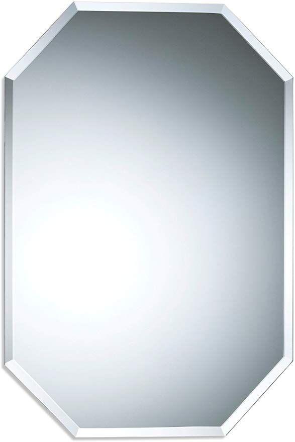 Bellissimo Specchio Da Bagno Ottagonale Moderno Ed Elegante