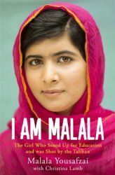 I Am Malala...for just Rs 57 on the Kindle. Now, that is a pretty good deal in my book. Pun intended, really!