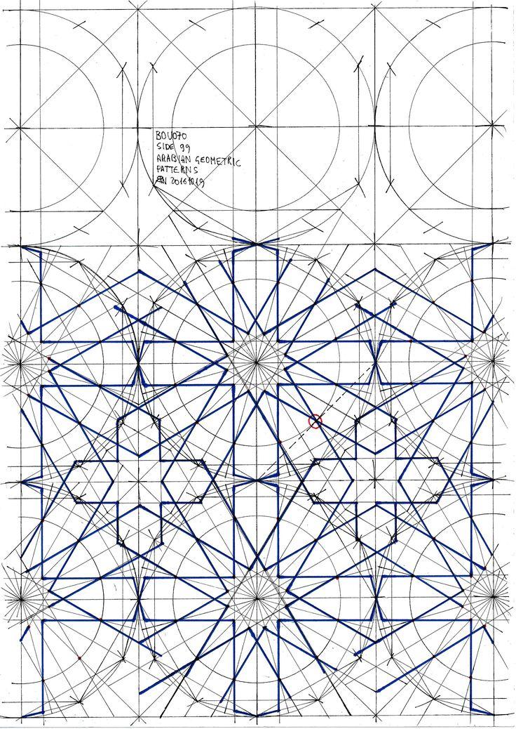 draw islamic geometric star patterns pdf