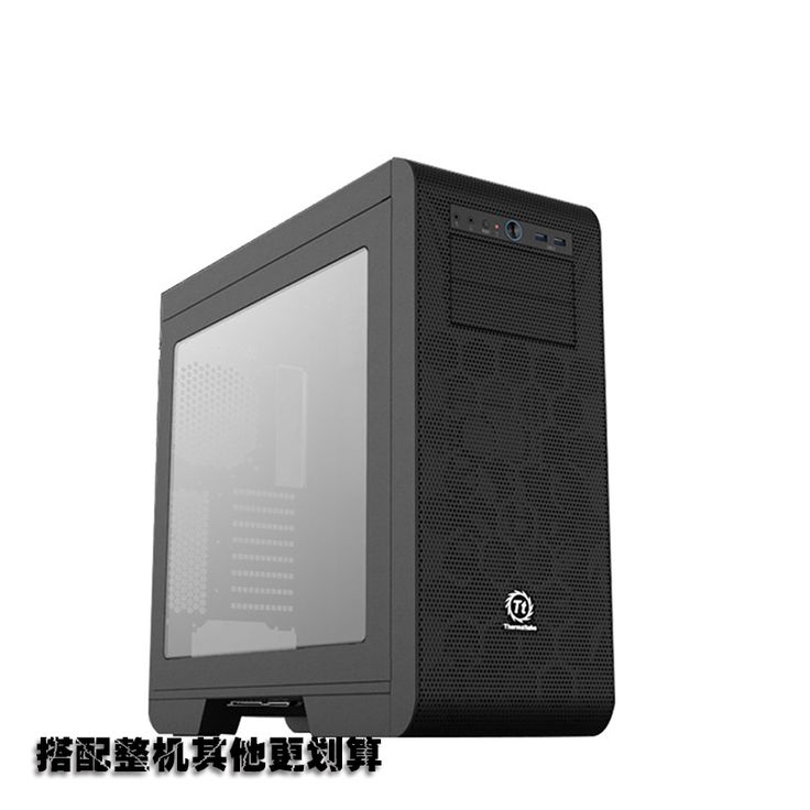 Core V51 cooling tower desktop chassis computer chassis high heat consoles
