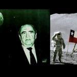 La historia del chileno dueño de la Luna