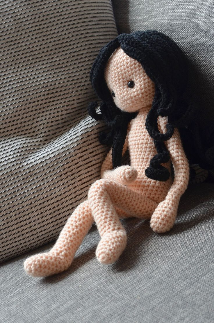 Find This Pin And More On Knit And Crochet Doll Inspiration