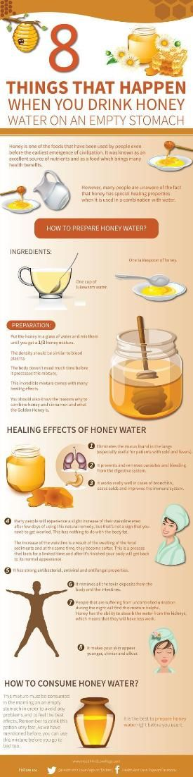 I DRANK HONEY WITH WARM WATER ON AN EMPTY STOMACH EVERY MORNING AND THIS IS WHAT HAPPENED http://www.trendingnow365.com/2017/07/03/i-drank-honey-with-warm-water-on-an-empty-stomach-every-morning-and-this-is-what-happened/