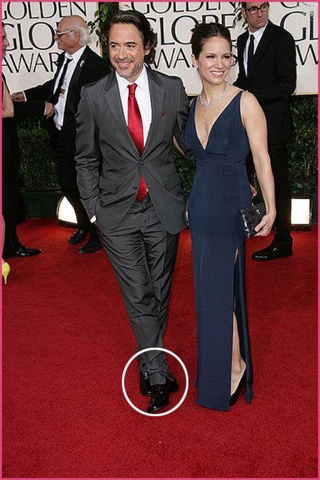 Robert Downey Jr Shoesrobert Height Shoes