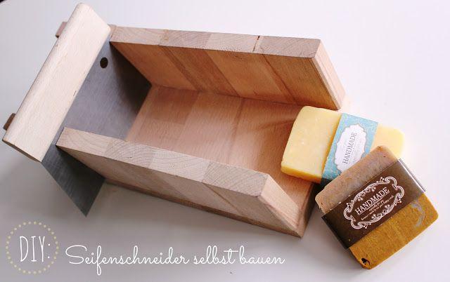 Großes Diy Spezial: Seifenschneider selber bauen anleitung auf: http://ziermanufaktur.blogspot.de/2013/04/groes-diy-spezial-seifenschneider.html
