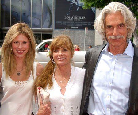 Sam Elliot's Wife Gets Restraining Order Against Daughter – CRAZY ...