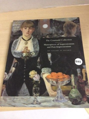 Book - The Courtauld Collection