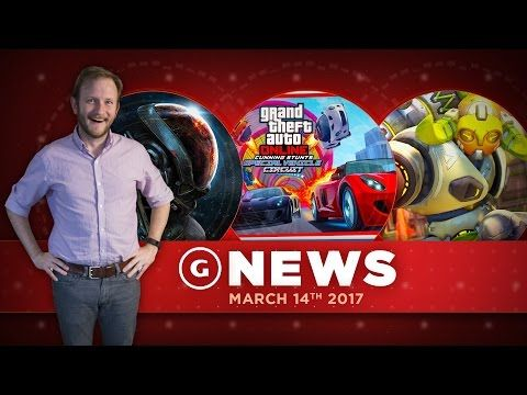 Overwatch's Orisa Gets A Launch Date & You Can Preload Mass Effect Andromeda - GS Daily News