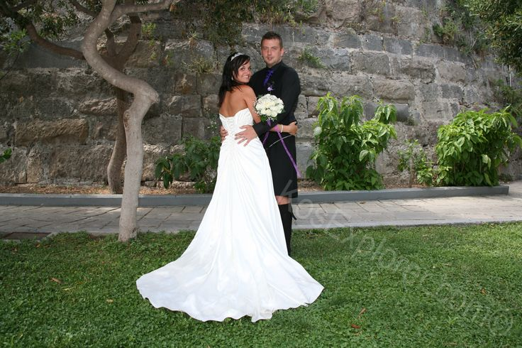 Kos #weddings! Getting married on an island is every brides dream!