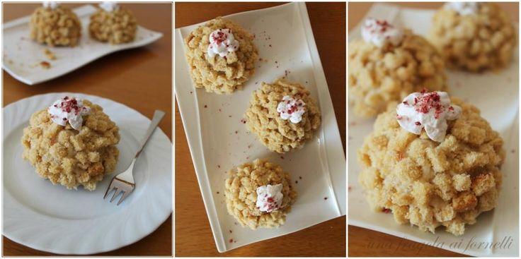 Una Fragola ai Fornelli: Tortine Mimosa (vegan, senza glutine, senza zucchero)