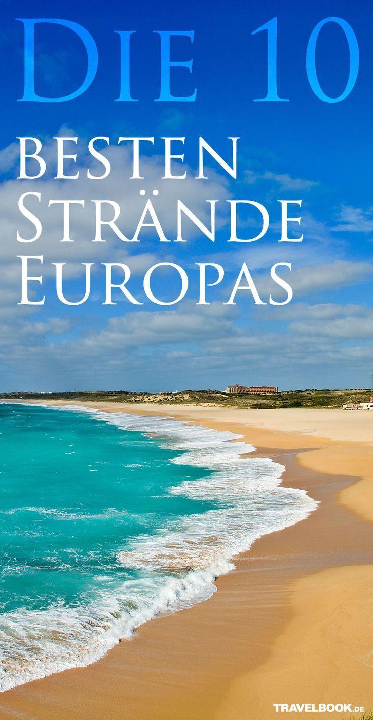 Die 10 besten Traumstrände Europas – Andrea MEWES-JANS