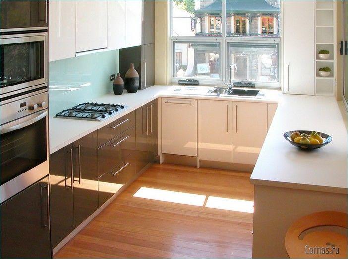 Дизайн маленькой кухни в хрущевке