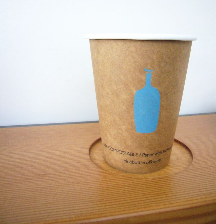 Blue Bottle Coffee - SF <3