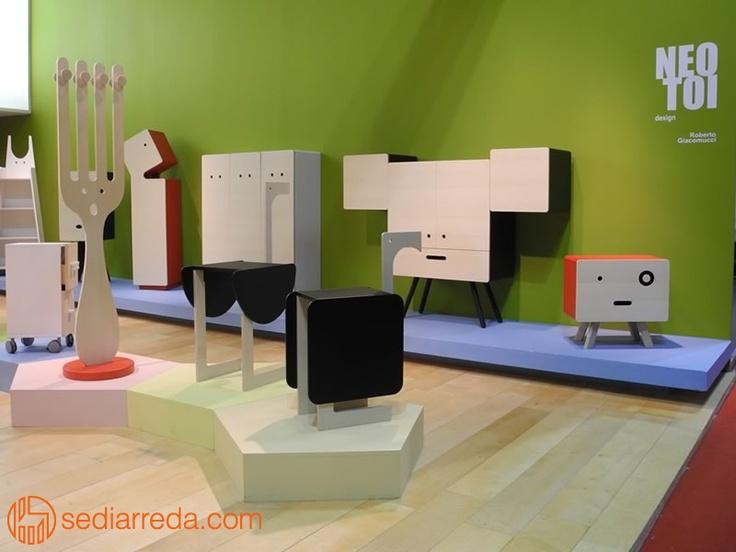 Funny furniture by Emporium