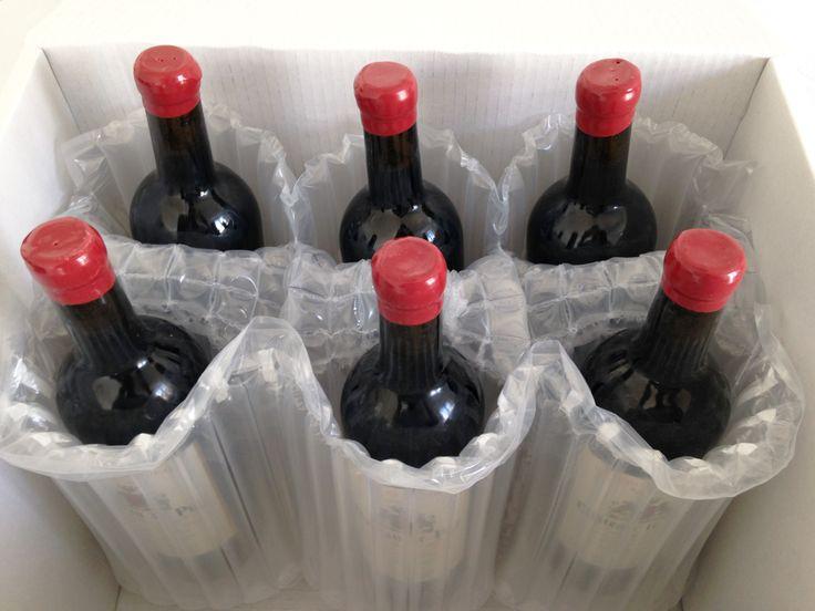 6 bottle pack set in a standard cardboard box
