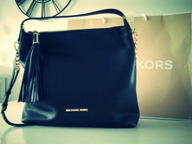 Finally....my new Michael Kors handbag. The Weston Large collection.