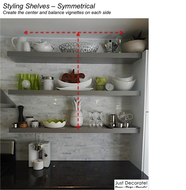 Open Shelving In The Kitchen: 25+ Best Ideas About Kitchen Shelves On Pinterest