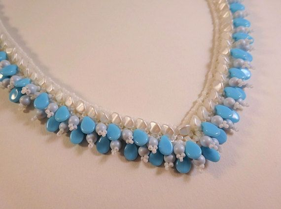 Bruids Lagen Juwelen Trouw Kralenwerk Ketting voor Zomer