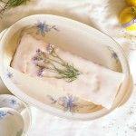 Citroen lavendelcake met vanille glazuur