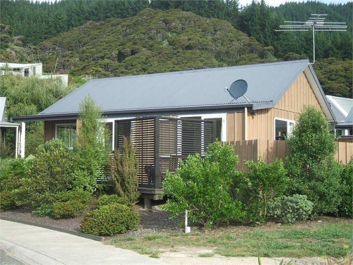 Tata Beach Cottage accommodation. Tata Beach Cottage