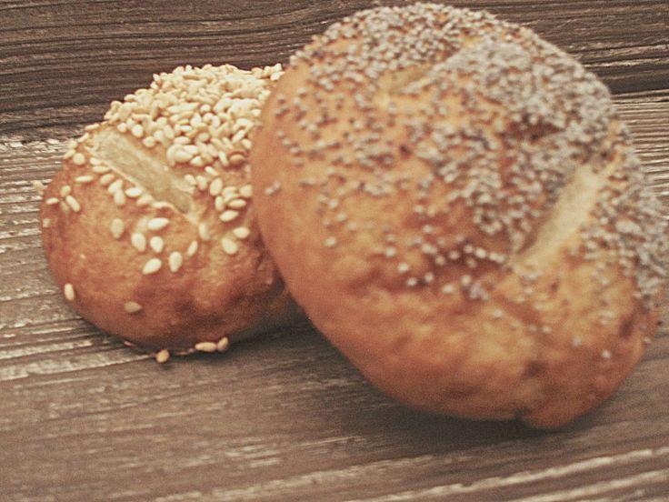 bretzel e laugenbrot. panini trentini buonissimi con lievito madre. ricetta pretzel