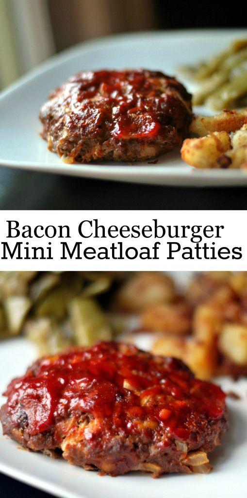 recipe: kraft mini meatloaf bacon [23]