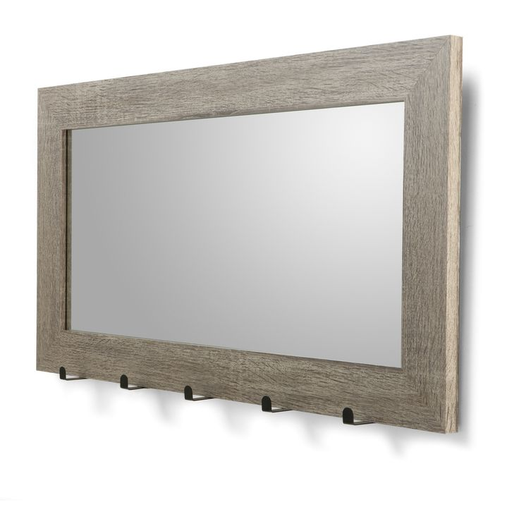 Hanging Heavy Mirror On Solid Wall