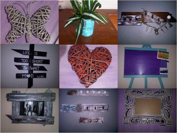 Choose from a rich selection of beautiful wall decoration made from solid wood in Shabby Chic Style finish.  The range includes Coat Hangers, Wall organizers and Clip/Picture Boards, pretty wall decor, Picture Frames, Wall signs and many more   To view more items please visit my Facebook pages at: http://www.facebook.com/ArmstrongHomeDecor