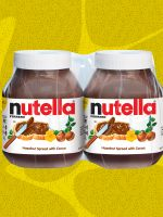18 Bulk Food Items You Should Be Buying At Costco #refinery29  http://www.refinery29.com/bulk-foods-costco-products#slide-1  Nutella, $12.29 for 2 (33.5-ounce) containersIf you're a Nutella fiend, there's no way you won't finish these jars before they expire. And who doesn't want a giant container of chocolate-hazelnut spread to have at the ready?...