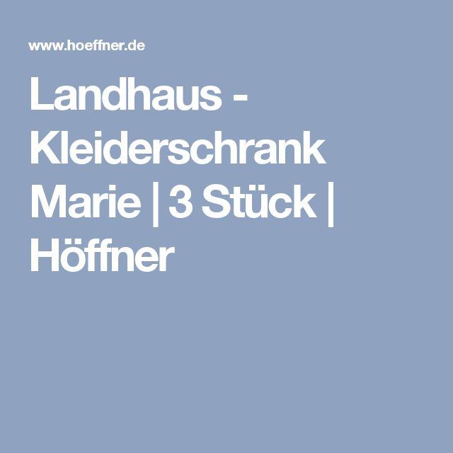 Fresh Landhaus Kleiderschrank Marie