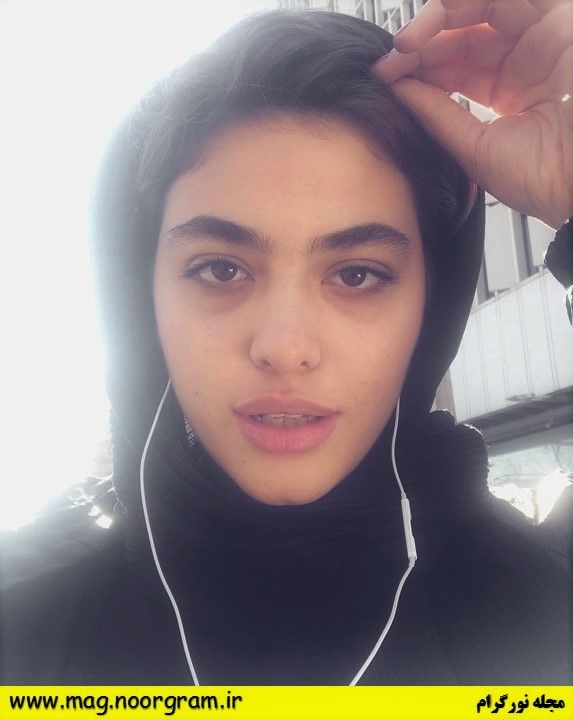 بیوگرافی ریحانه پارسا تصاویر و آدرس اینستا مجله نورگرام Persian Girls Hoop Earrings Womens Fashion