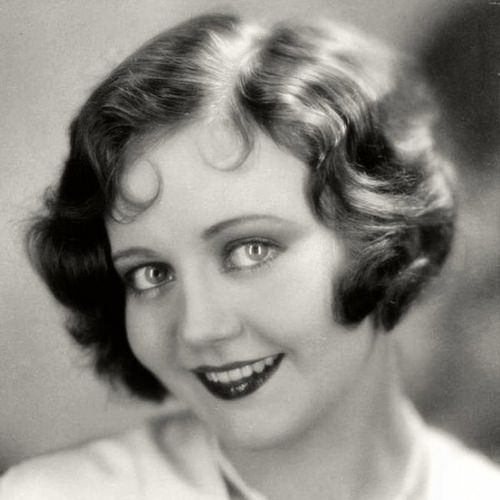 Irish Eyes are Smiling... Nancy Carroll's parents were both from Ireland.