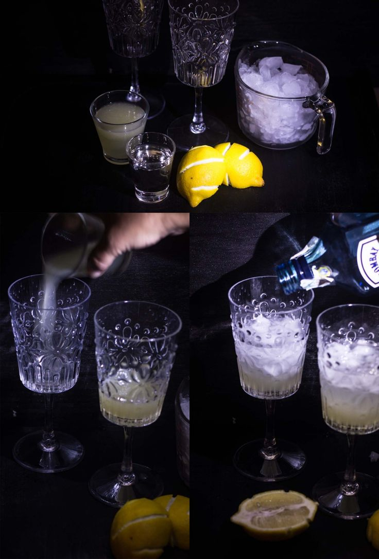tom collins collage