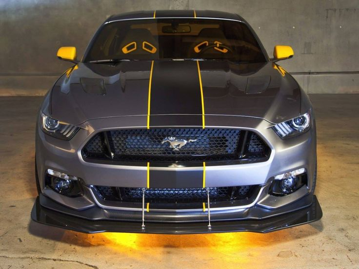10515 Ford Mustan tuning