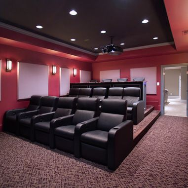 267 Best Basement Images On Pinterest | At Home, Creative Ideas And Movie  Rooms Part 66