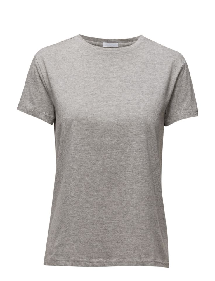 DAY - 2ND Tyra Crew neckline Relaxed fit T-Shirt Grey