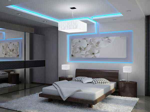 Modern Pop False Ceiling Designs For Bedroom Interior 2014 Part 95