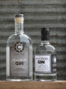 New York, Clayton Distillery, Shoal Finder Gin