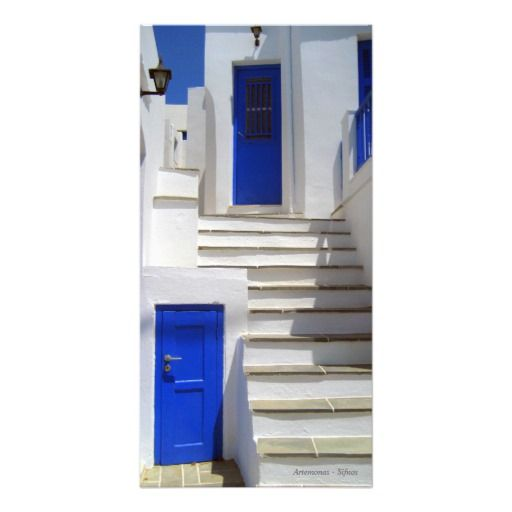 Artemonas – Sifnos Picture Card